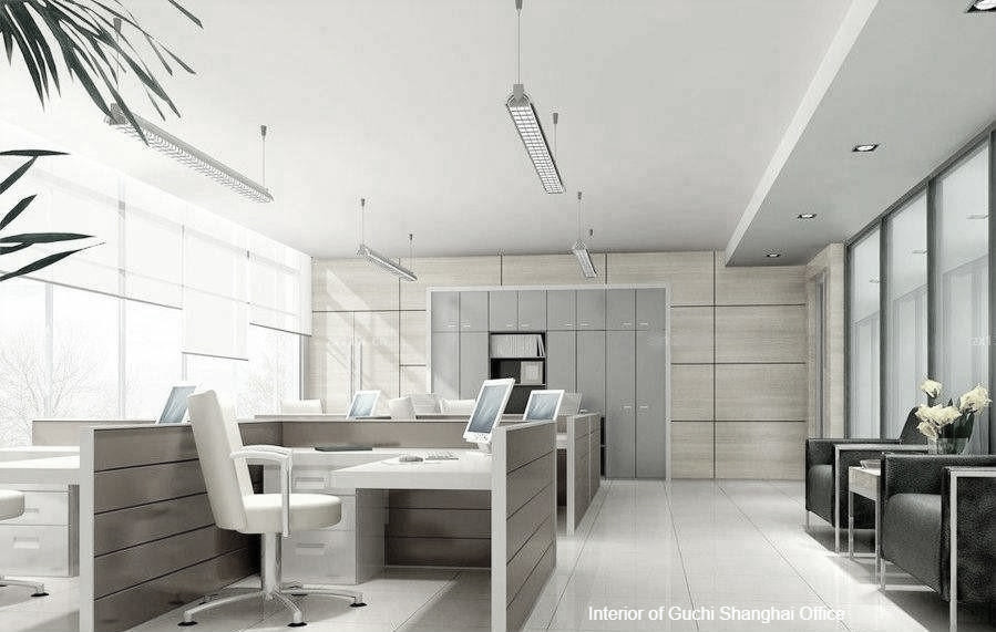 Interior of Gichi Shanghai Office
