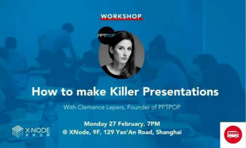 XNode Events - How to make Killer Presentations