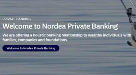 Nordea Private Banking代表团访问