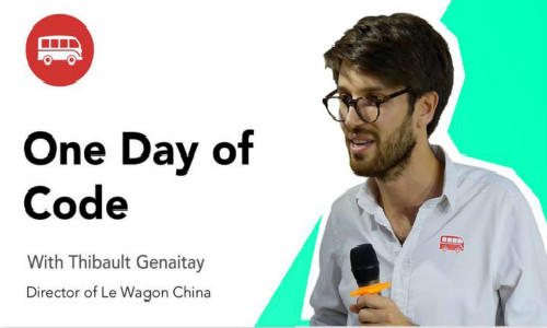 XNode Events - One Day of Code! @Le Wagon (English Event)