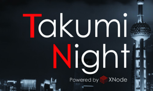 XNode Events - Takumi Night (Japanese Event)