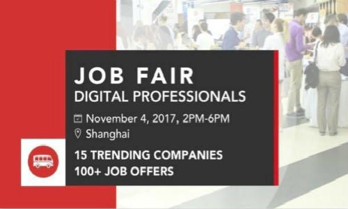 XNode Events - Job Fair For Digital Professionals