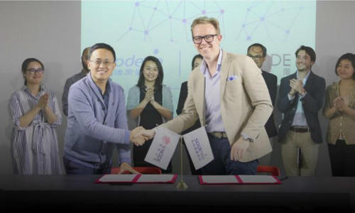 Sodexo China strengthens Innovation Capability with XNode partnership