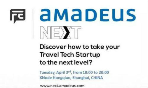 XNode Events - Amadeus NEXT: Discover How to Take your Travel Tech Startup to The Next Level