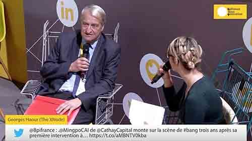 Georges Haour at BPI Innogeneration