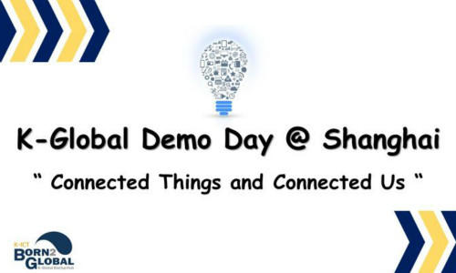 XNode Events - K-Global Demo Day @Shanghai
