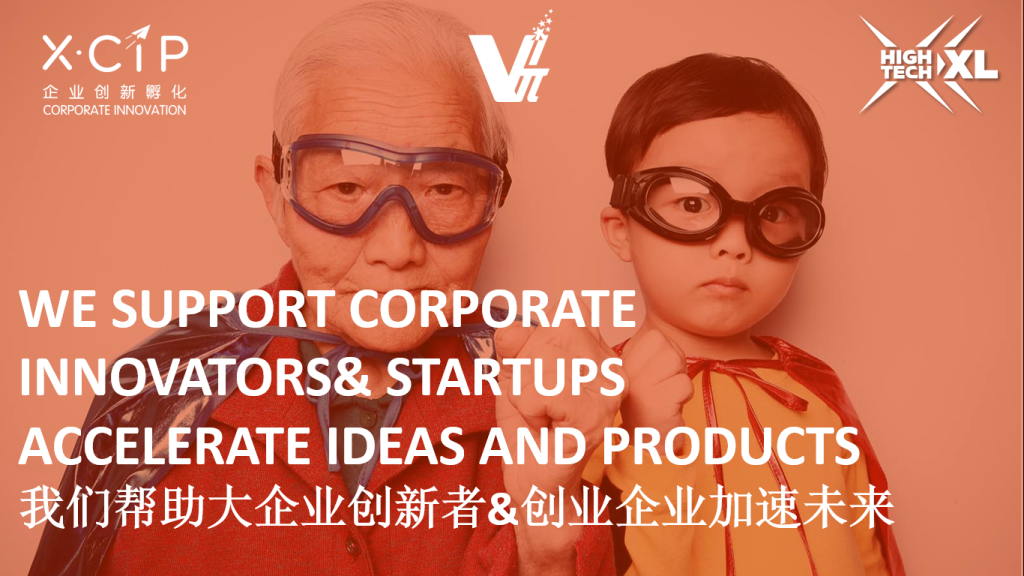 Corporate Innovation is Landing in China