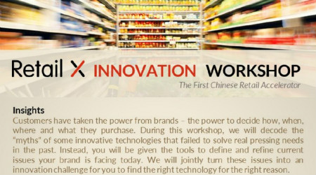 Innovation Workshop @Retail X