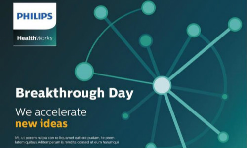 XNode活动 - Philips Breakthrough Day 路演日