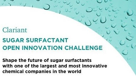 Clariant SUGAR SURFACTANT OPEN INNOVATION CHALLENGE