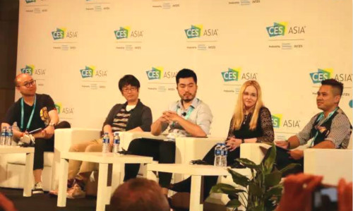 New Trends of Asia's Fashion Technology @CES ASIA