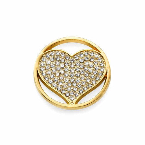 Big heart shaped pendant with zircon stones supplier high quality women fine necklace customization vendor 925 sterling silver jewelry factory china