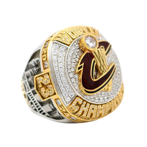 Customized Cavalier jewellery in 925 silver handmade 2016 NBA Cavs championship rings sports gifts