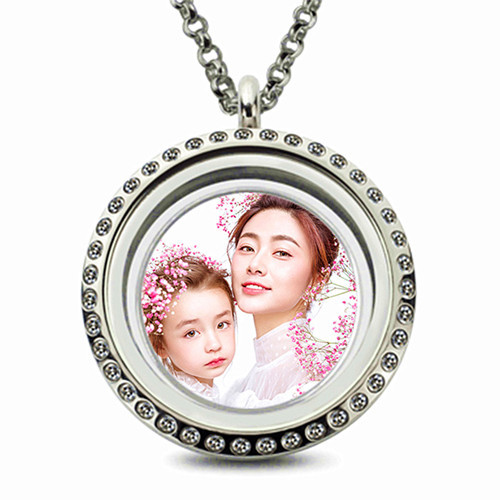 Photo jewelry making supplies wholesale Custom photo jewelry and gifts for mother's day