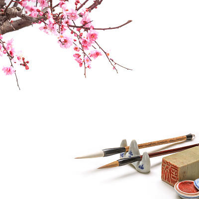 Be familiar with tools used in practicing Chinese Calligraphy