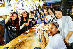 Chengdu Lazybones Hostel - Chinese cultural events