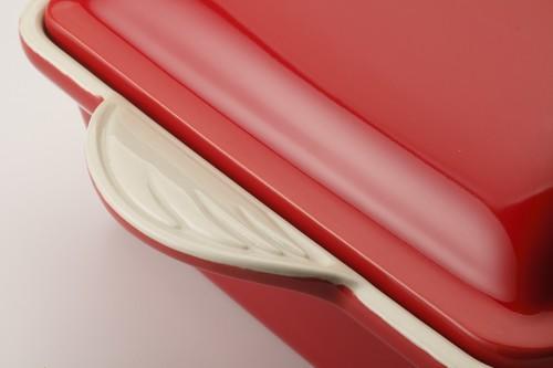 Casserole 方形烤盘-红
