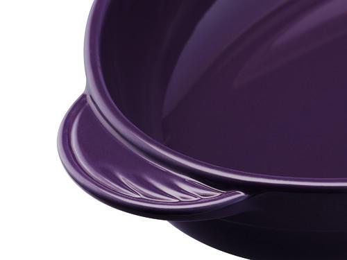 Oval Casserole 圆形烤盘-紫