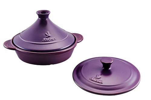 Tagine 塔吉锅-紫