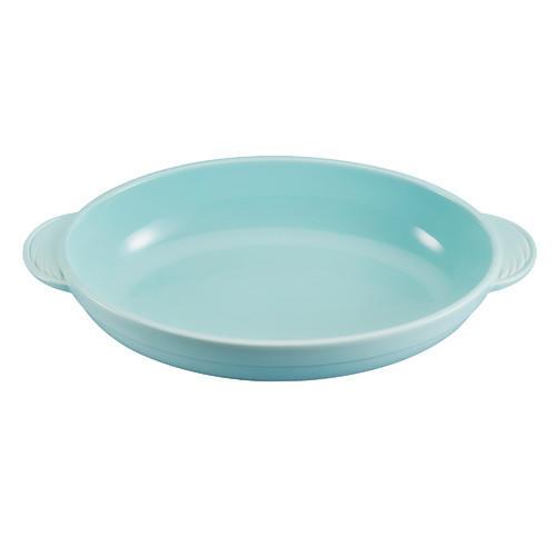 Oval Casserole 圆形烤盘-浅蓝