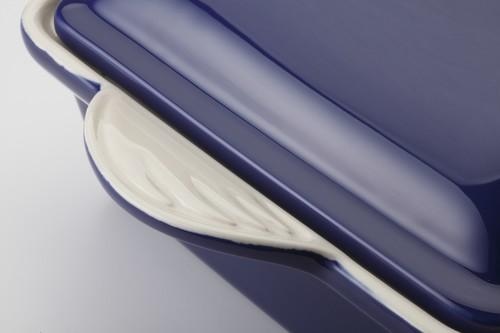 Casserole 方形烤盘-蓝