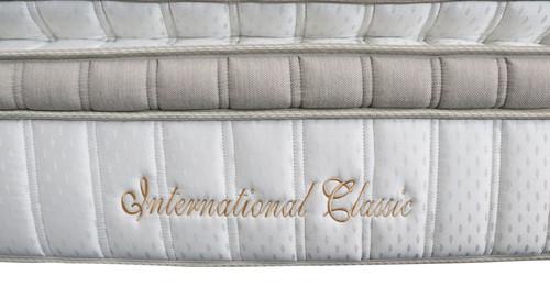 环球典范(International Classic) 厚38CM  偏硬6度