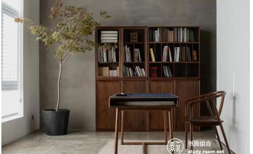 书房家具组合