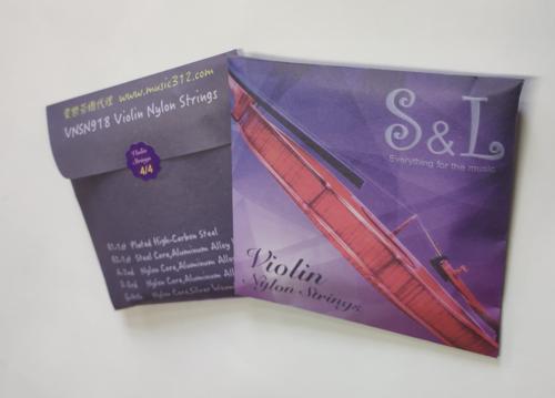 S&L VNSN 918 小提琴弦