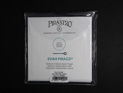 PIRASTRO evah pirazzi 绿美人小提琴琴弦419021
