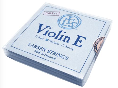 Larsen 浅蓝小提琴套弦