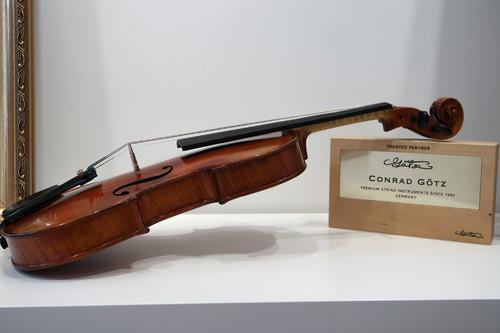 德国Gotz 小提琴 123CT