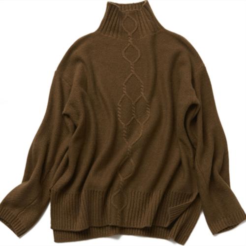 100% Cashmere Pullover | LC-66118