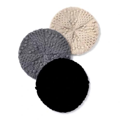 100% Pure Cashmere Hat | BR8233-3 | 3 Colors