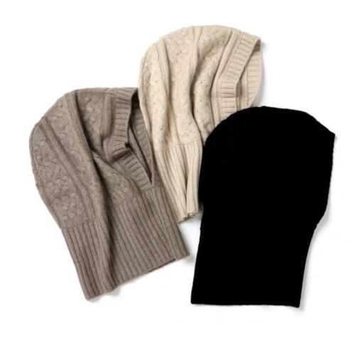 100% Pure Cashmere Hat | BR8230-3 | 2 Colors