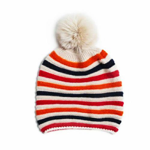 100% Pure Cashmere Hat | BR8242-1