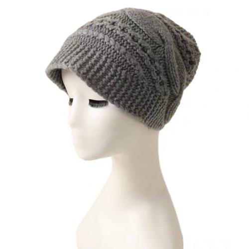 100% Pure Cashmere Hat | BR8239-3 | 3 Colors