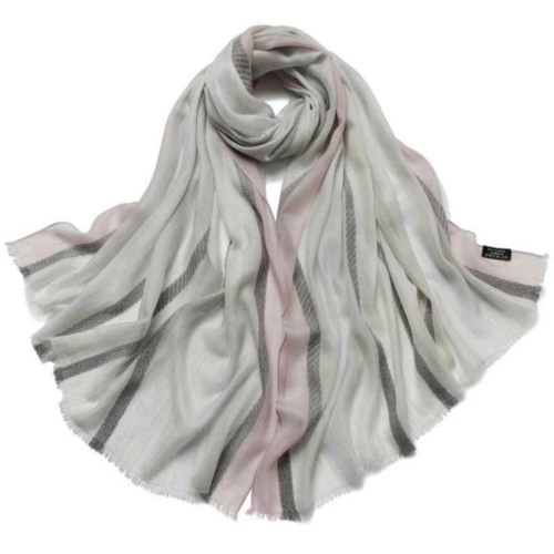 100% Pure Cashmere Shawl | SC-AOY | 3 Colors
