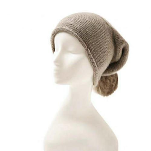 100% Pure Cashmere Hat | BR8226