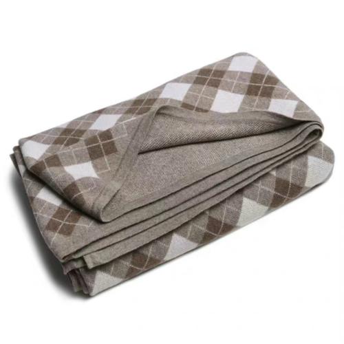 100% Cashmere Blankets |12 Designs