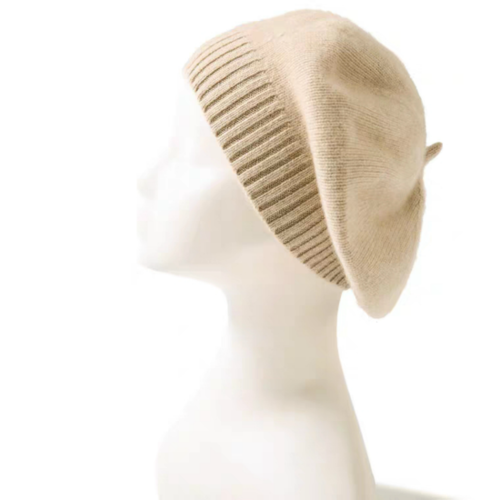 100% Pure Cashmere Hat | BR8240