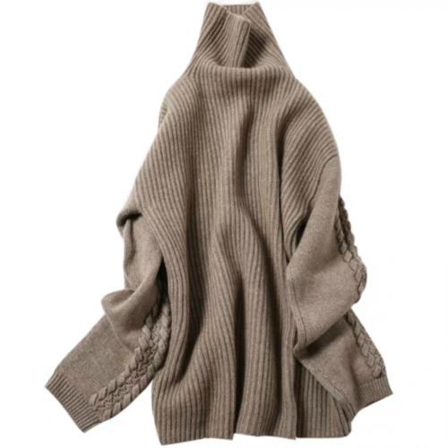 100% Cashmere Pullover | RC-Y070L15-2 | 2 Colors