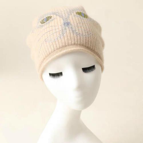 100% Pure Cashmere Hat   BR8235-6   6 Colors