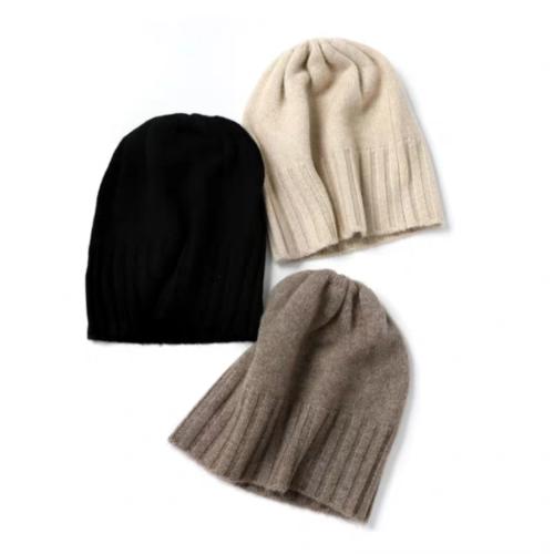 100% Pure Cashmere Hat | BR8231-3 | 3 Colors