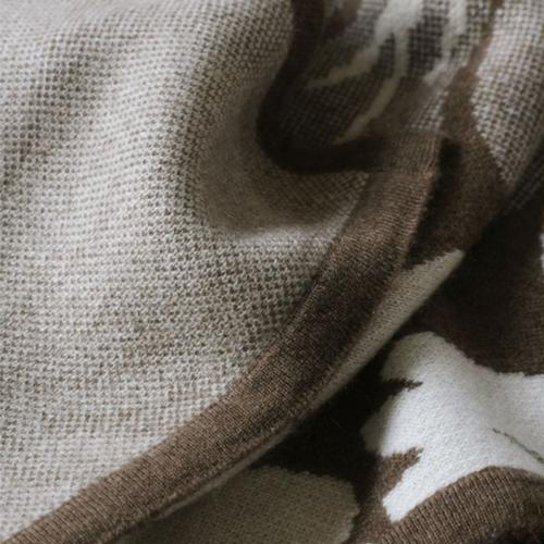 100% Cashmere Blanket | SC-B1801901710