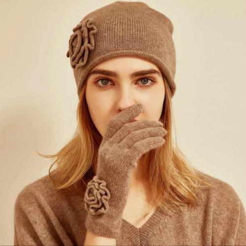 100% Pure Cashmere Hat | BR8247X