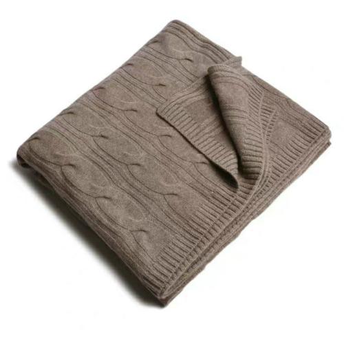 100% Cashmere Blanket | SC-B1501781245