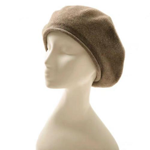 100% Pure Cashmere Hat |BR8245