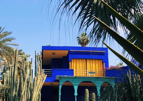 卡萨布兰卡+舍夫沙万 9日 | 揭开古村落的面纱,走进艺术云集的圣地,这里有你的撒哈拉