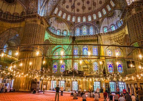 伊斯坦布尔+格雷梅 10日 | 巡游亚欧大陆,不止浪漫热气球,还有唯美希腊爱琴海