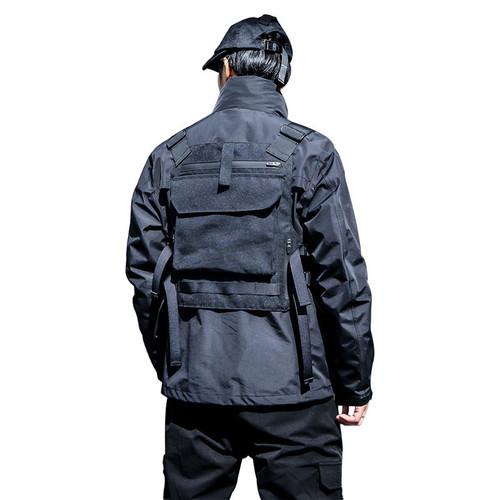 ENSHADOWER隐蔽者春季国潮军事战术背心潮牌多口袋工装马甲外套潮